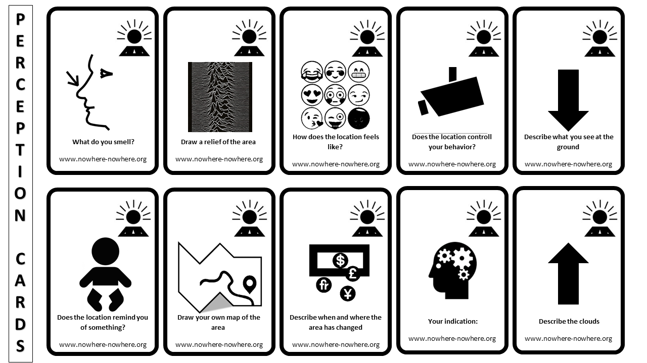3. Perception Cards